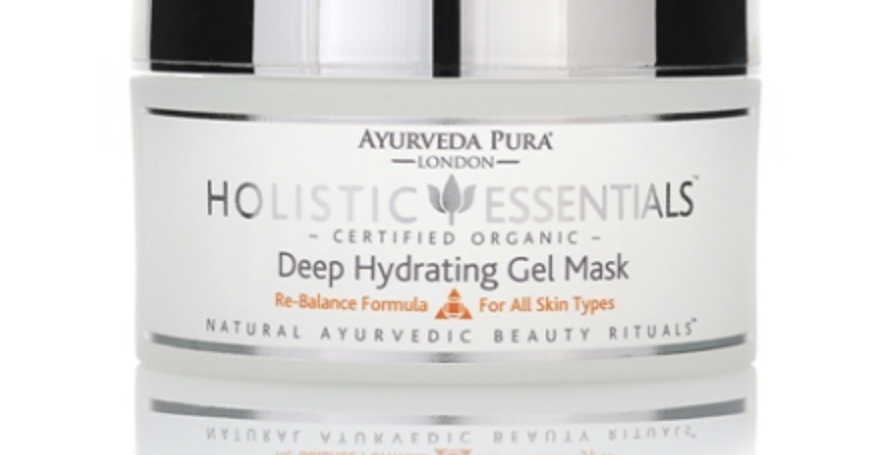 Deep Hydrating Gel Mask Re-Balance Formula Tridoshic