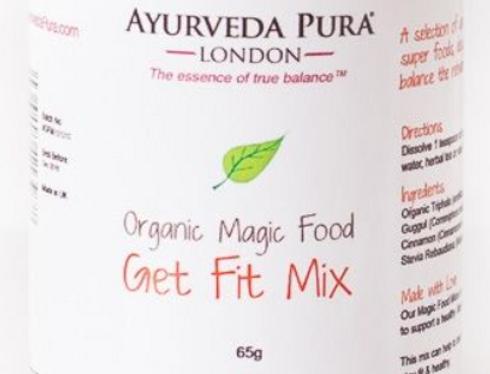 Organic Magic Food - Get Fit Mix
