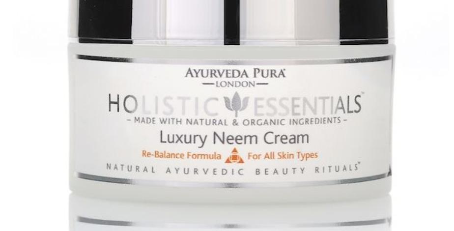 Luxury Neem Face Cream Re-Balance Formula Tridoshic