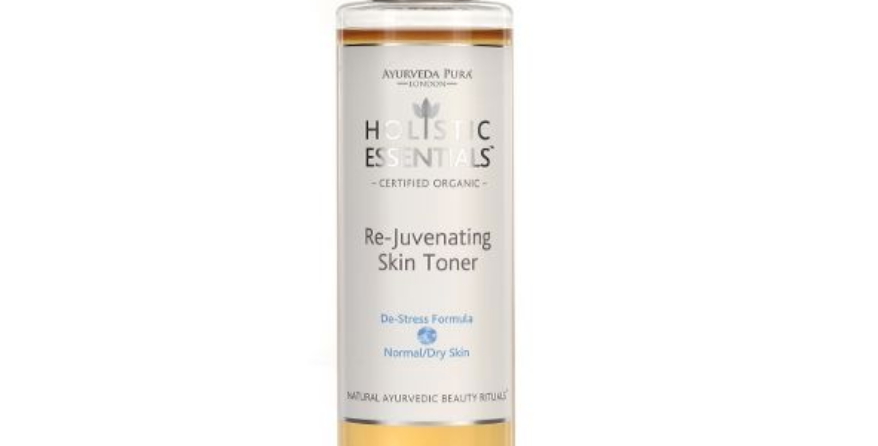 Active Re-Juvenating Skin Toner De-Stress Formula Vata