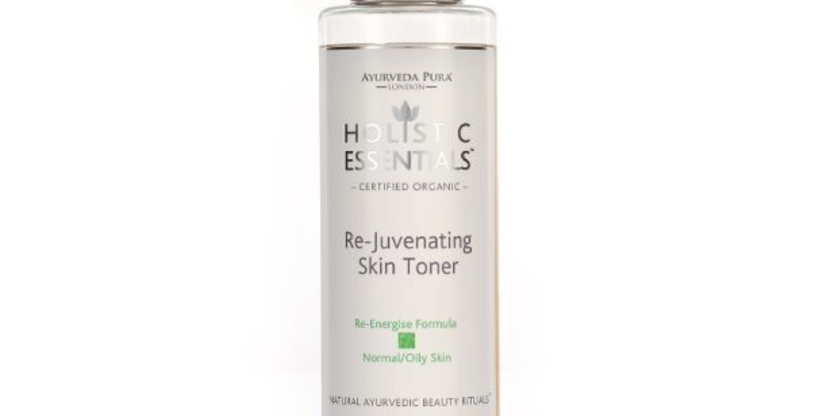 Active Re-Juvenating Skin Toner Re-Energise Formula Kapha