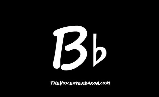 Barron B. Bass voice actor: a 30 second voice over trailer.