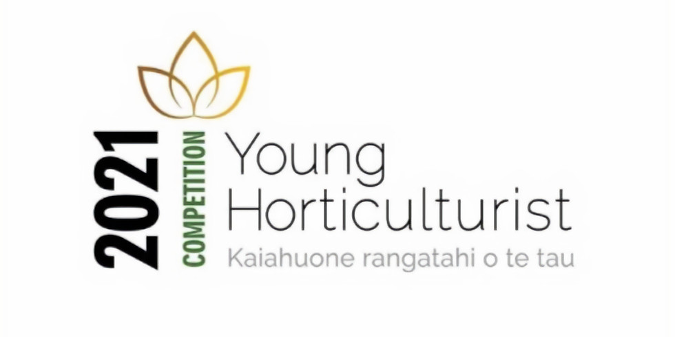 Young Horticulturalist of the Year 2021