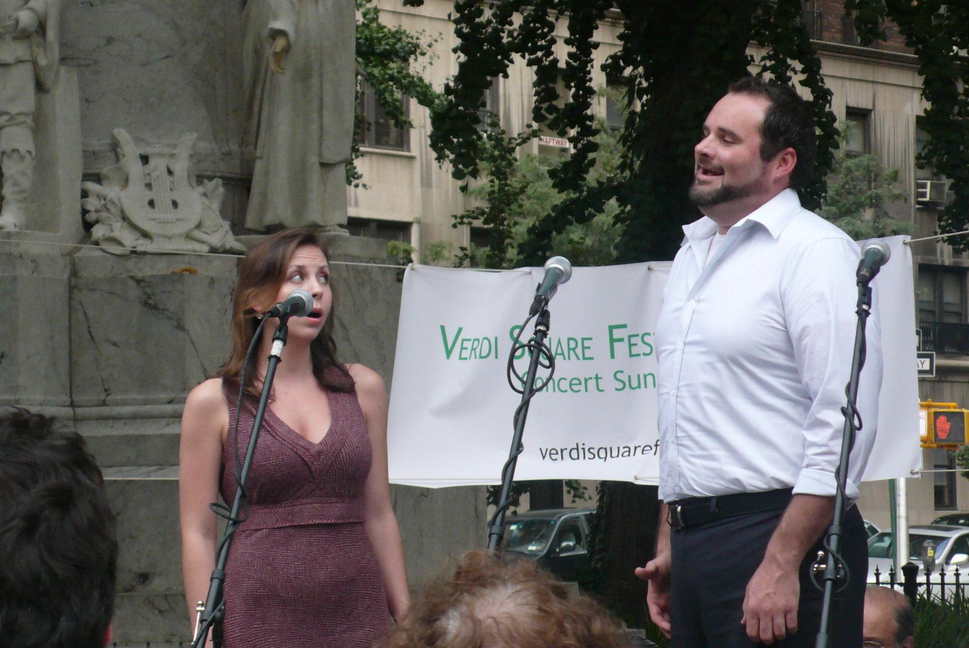 Verdi Square Festival, 2007