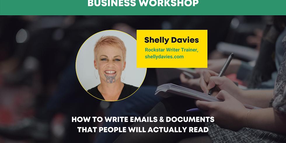 Shelly Davies Writing Workshop