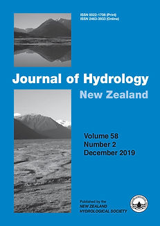 103256 Hydrology Journal Vol 58 No.2 OFC