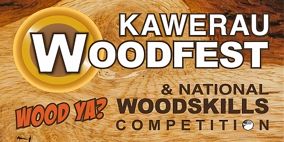 Kawerau Woodfest
