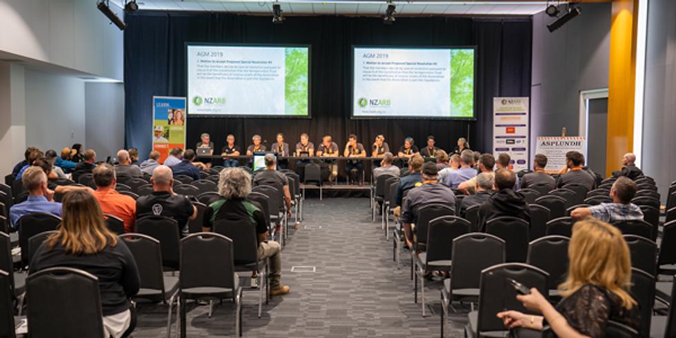 NZ Arb Annual General Meeting