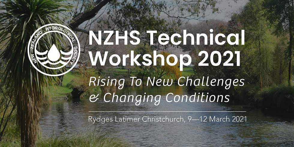 NZHS Technical Workshop