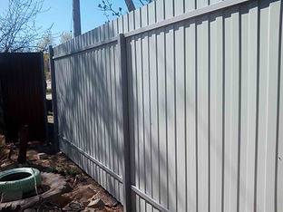 забор 2 лаги