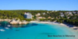 Menorca Spain Best Beaches