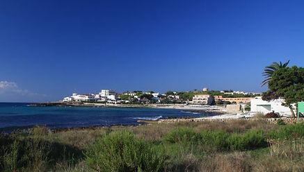 Punta Prima Beach Menorca