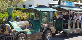 Punta Prima Road Train