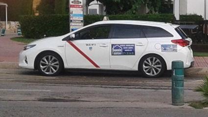 menorca taxi