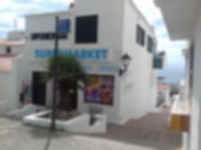 Cala Torret Supermarket Menorca