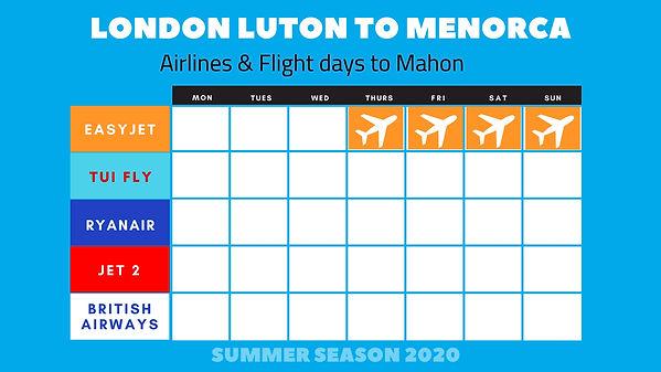 London Luton - Menorca Direct Flights.jp