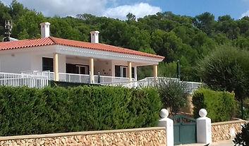 Santo Grande Villa Menorca