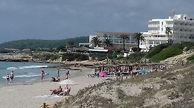 Santo Tomas Beach