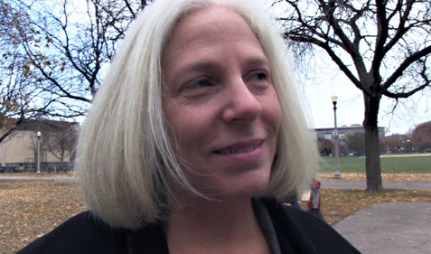 Joy Baer, Chicago, IL Advertising Executive and Head of Community Youth Basketball League