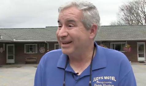 Bill Beideman, Bedford, PA Motel Owner and Civic Volunteer