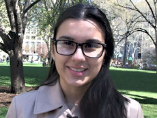 Jacqueline Aquino, New York, NY University Student and Peace Corps Volunteer