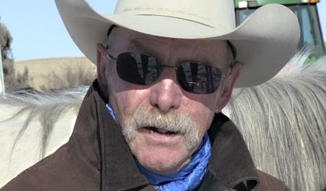 Charlie Carnahan, Kiowa, CO Rancher