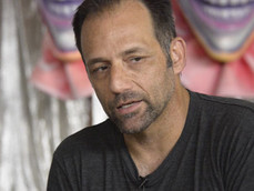 Jonathan Bertuccelli, New Orleans, LA Artist/Mardi Gras Float Maker/Boxing Coach