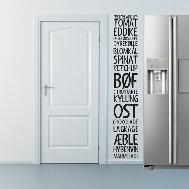 wallsticker-koekken