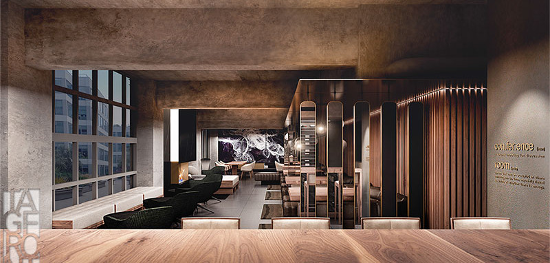 Conference Room Restaurant & Bar Dining Room View