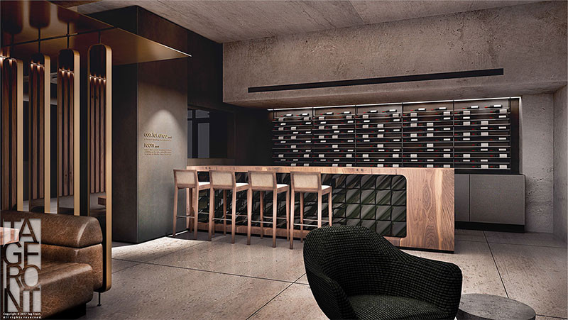 Conference Room Restaurant & Bar