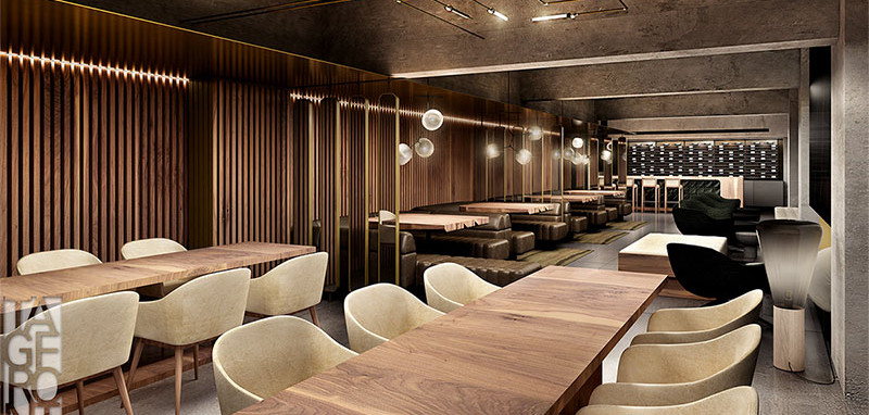 Conference Room Restaurant & Bar Dining Tables