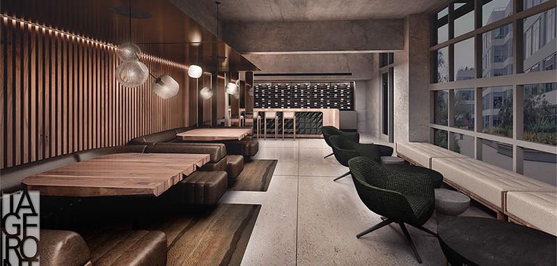 Conference Room Restaurant & Bar Dining Room