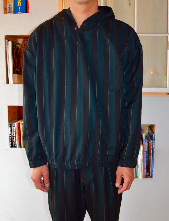 Pullover parka