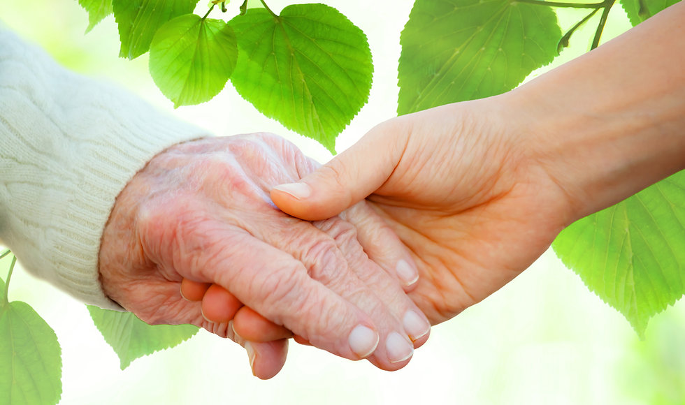 Helping seniors and their families