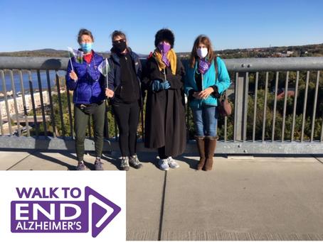 """Walk To End Alzheimer's"" 2020"