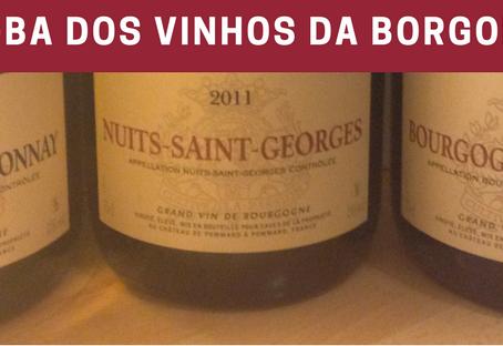 Bê-a-Bá dos vinhos da Borgonha