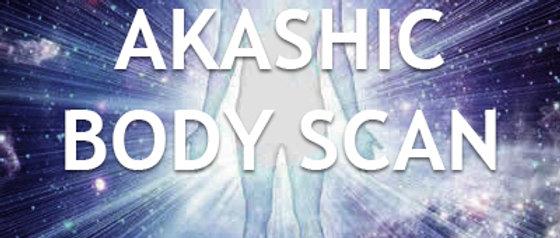 Akashic Body Scan