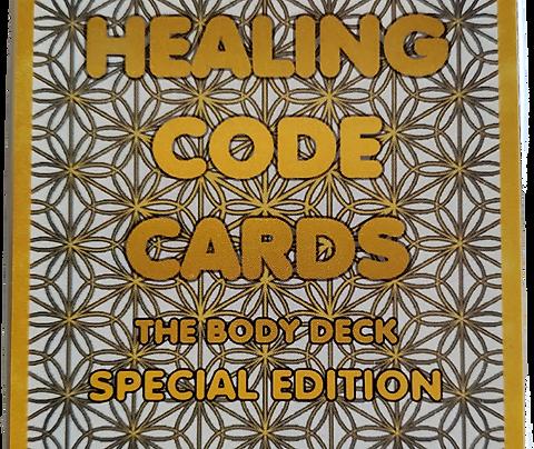 Healing Code Cards: Body Deck (Special Edition) Digital Version