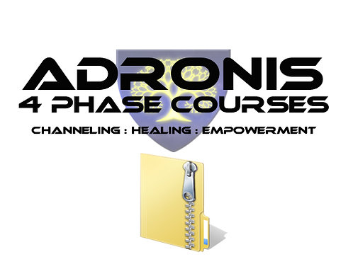 Adronis 4 Phase Courses