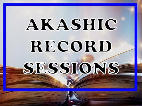 Akashic Record Session