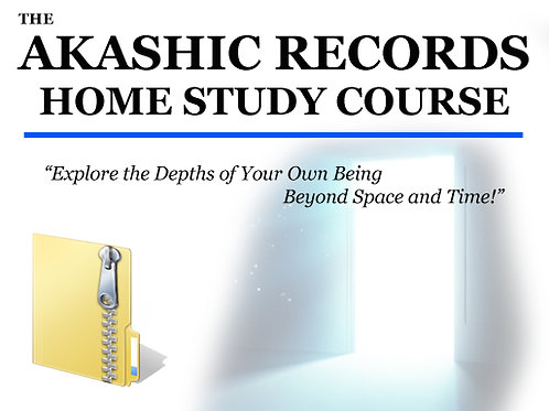 Akashic Records Home Study Course