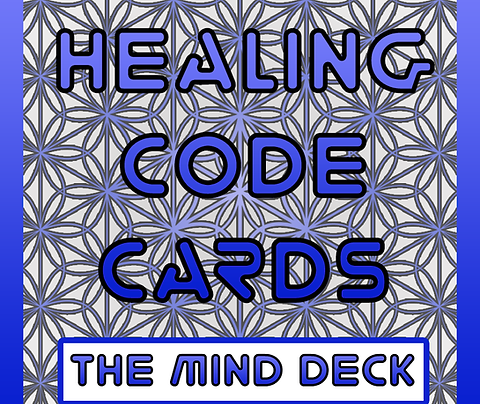 Healing Code Cards: Mind Deck (Digital Edition)