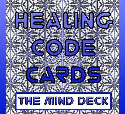 Healing Code Cards: Mind Deck (Printed Edition)