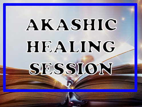 Akashic Healing Session