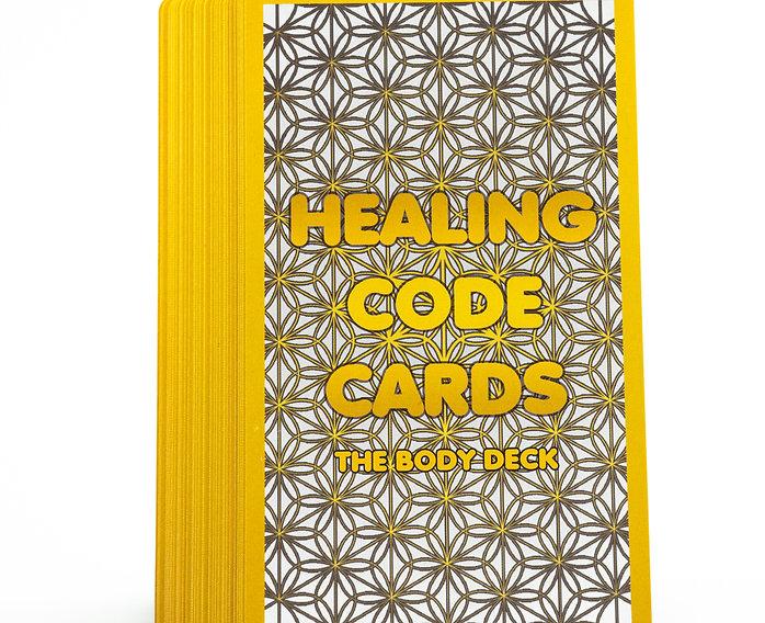 Healing Code Cards (Digital Edition: English & Spanish)
