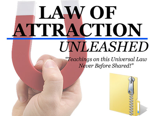 Law of Attraction Unleashed Course