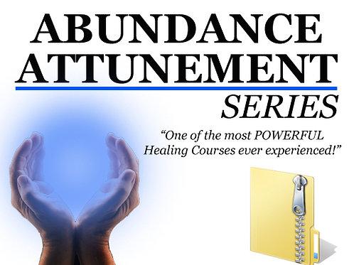Abundance Attunement Series
