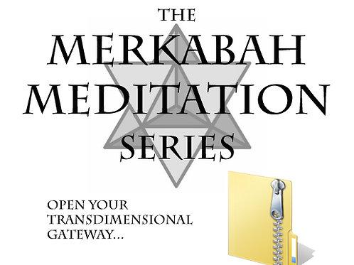 The Merkabah Meditation Series