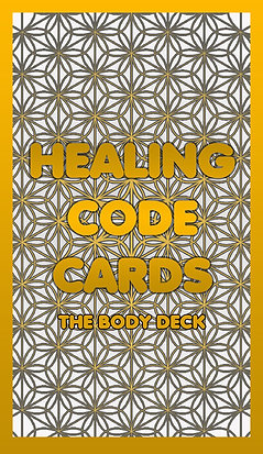 Healing Code Cards (Printed Edition)