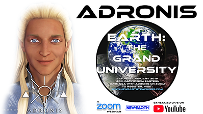 Adronis - Earth the Grand University Pos